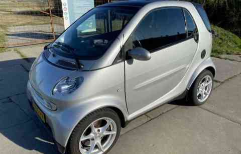 Smart Fortwo Passion 0.8 CDI 2002 Airco